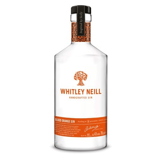 Whitley Neill Blood Orange Gin - Ginuniverset