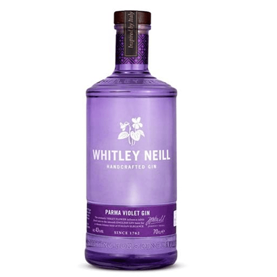 Whitley Neill Parma Violet Gin - Ginuniverset