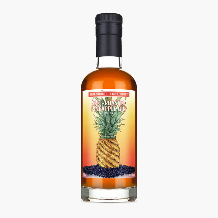 That Boutique-Y Spit-Roasted Pineapple Gin