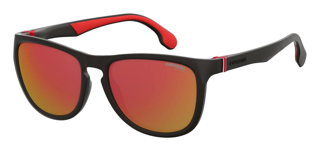 Carrera-5050/S-0BLX/UZ Black Ruthenium/Crystal Red Red Mirror