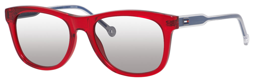Tommy Hilfiger-TH 1501/S-0C9A/9O Red Gray Gradient