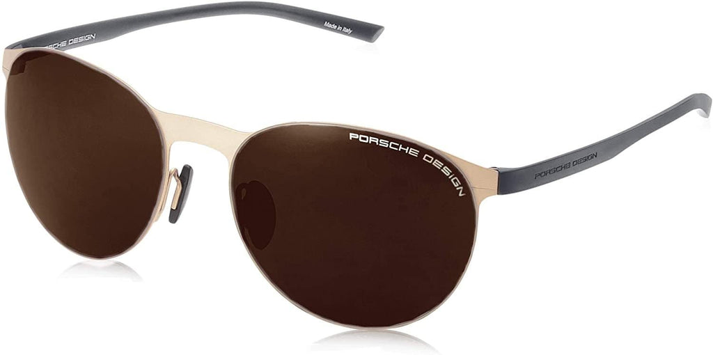 Porsche Design-P8660-C Copper Brown
