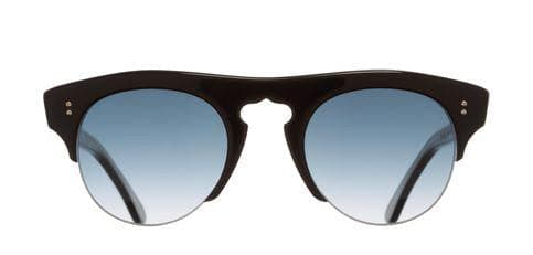 Cutler & Gross-1246-BOX Black On Crystal Blue Gradient