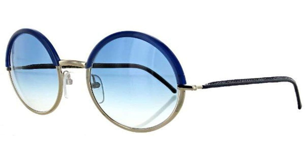 Cutler & Gross-1070-BL Deep Blue/Gold Blue Gradient