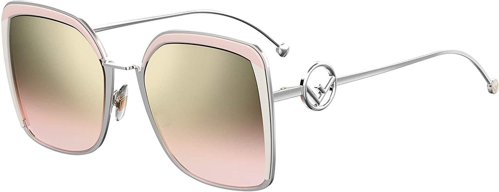 Fendi-FF0294/S-035J/53 Pink Brown Gradient