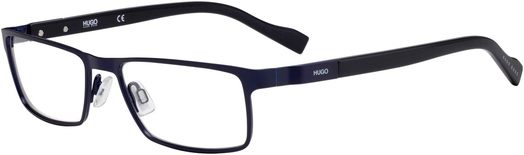 Hugo Boss-0116-0FLL Matte Blue