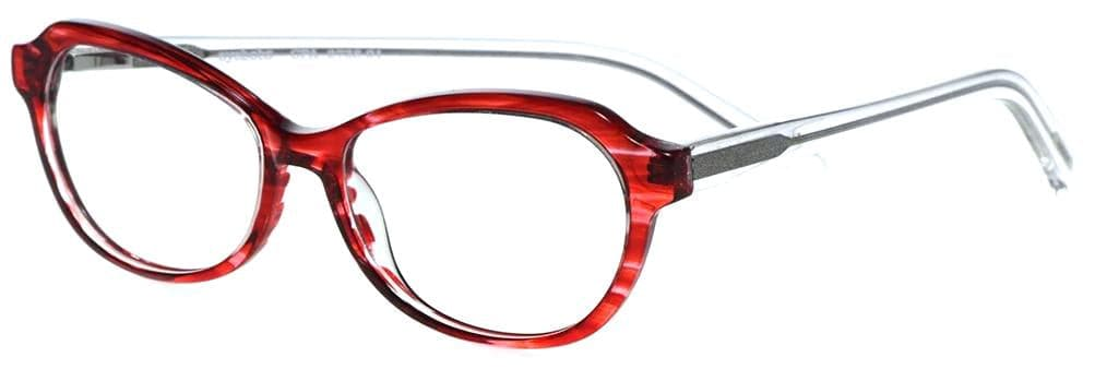 Eyebobs-2738 Cpa-01 Red Crystal +2.25
