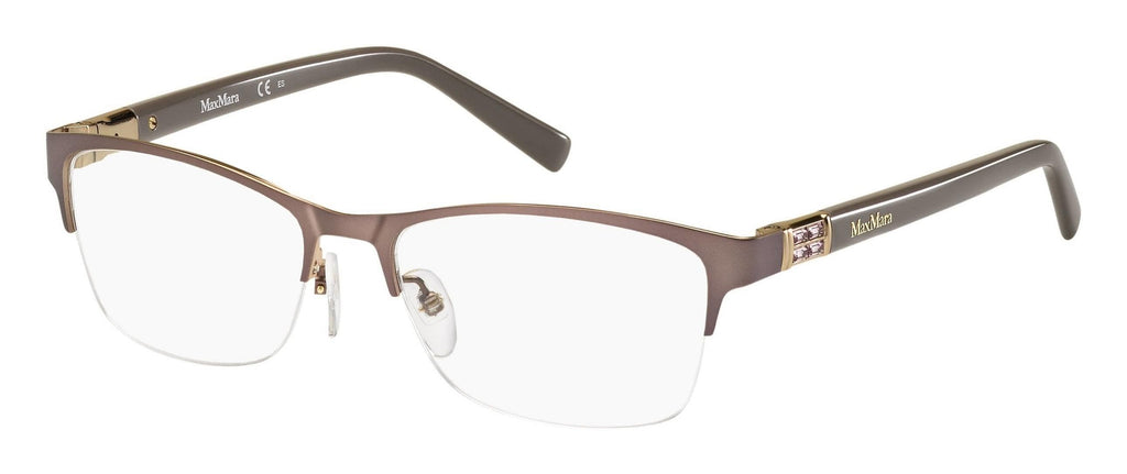 Max Mara-MM1236-0D2E Wine Gold Gray