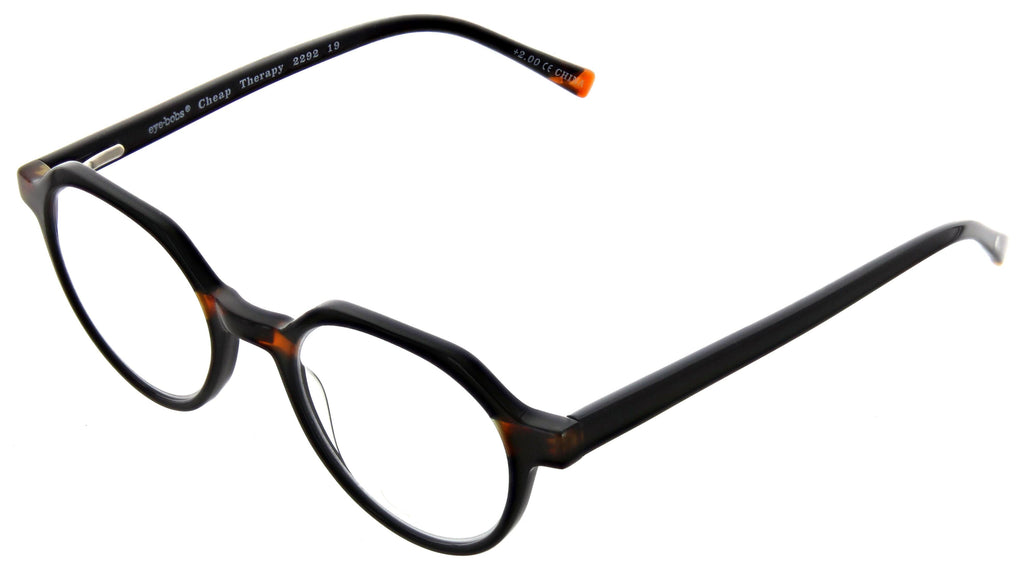Eyebobs-2292 Cheap Therapy-19 Black Tortoise +2.50