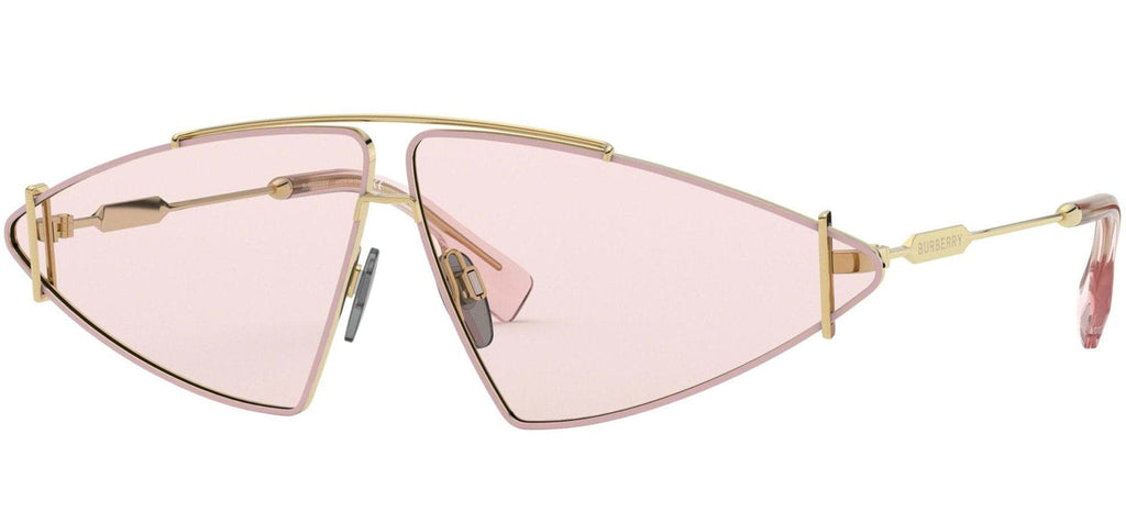 Burberry-BE3111-1017/5 Gold/Pink Pink