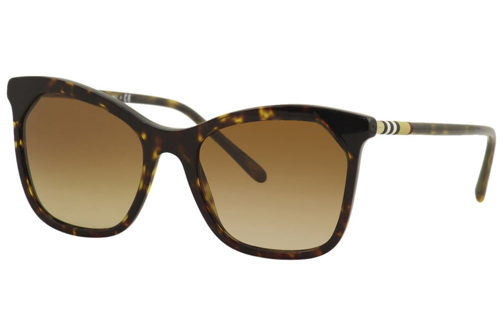 Burberry-BE4263-370813 Dark Havana/Black Brown Gradient