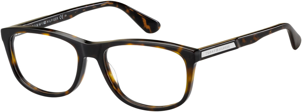 Tommy Hilfiger-TH1548-0086 Dark Havana
