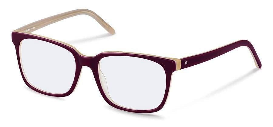 Rodenstock-R5305-C Dark Red Layered