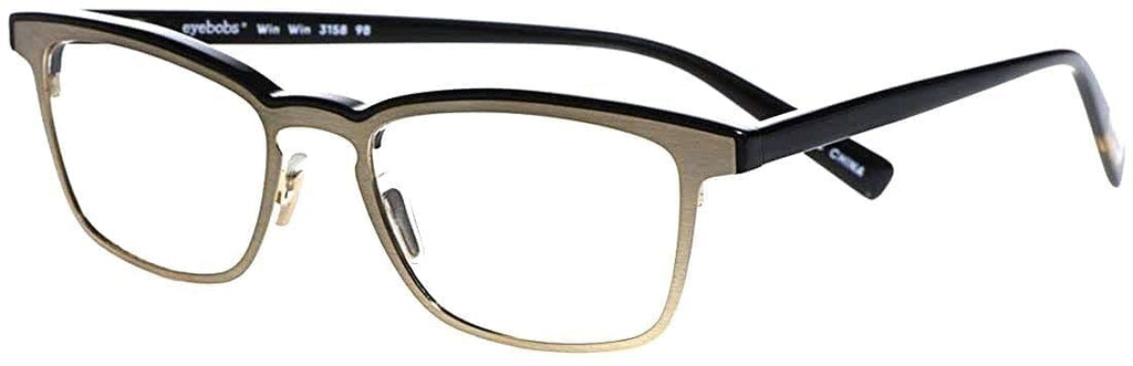Eyebobs-3158 Win Win-98 Gold/Black +1.75