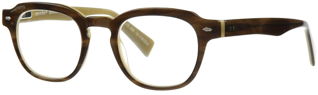 Eyebobs-2309 Bench Mark-11 Khaki Green +3.50