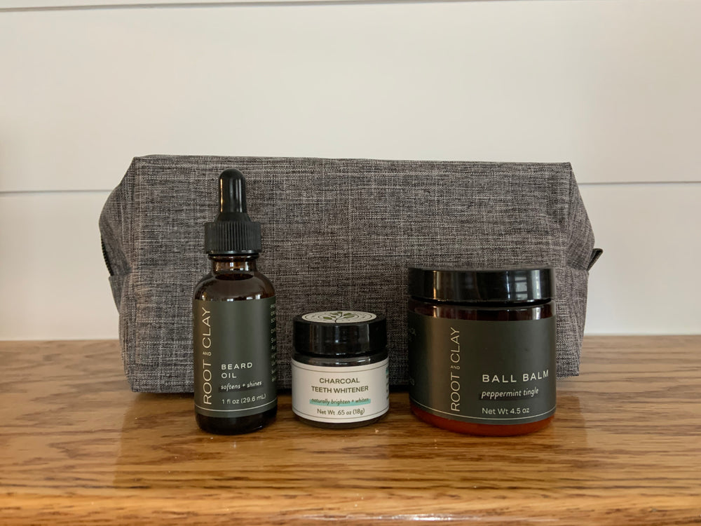The Dude Bundle with Shave Bag