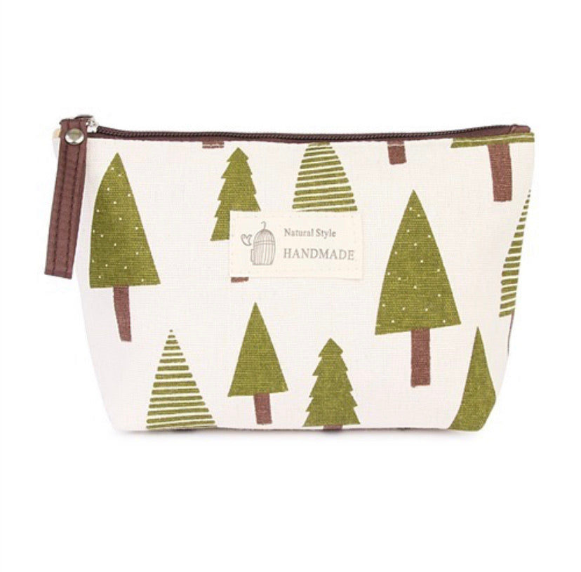 Christmas Tree Pouch