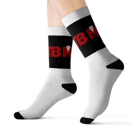 MTB RB Logo Socks