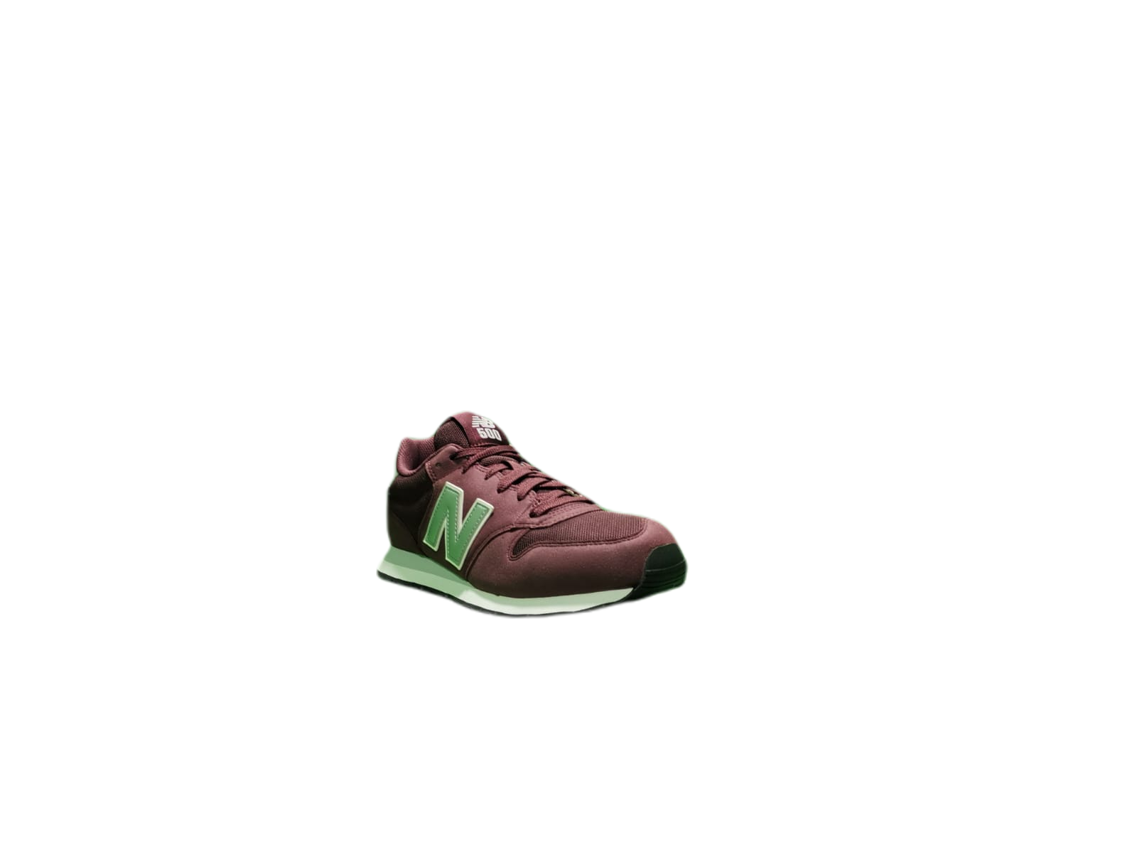 Scarpa New Balance 500 Bordeaux Uomo Sneakers GM500BUS – Marfy Store