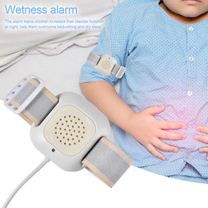 Baby Wetness Alarm Convenient Compact Urine Bedwetting Alarm For Enhance Children's Self-confidence