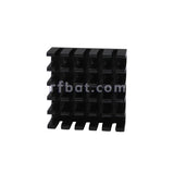 Aluminum Black Heat Sink High Quality For Chip Module