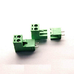 12pcs KF2EDGK Plug-in Pluggable Terminal Block Connector 5.08 mm Pitch PCB 2-9P