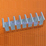 10pcs 30*8*8MM High Quality Aluminum Heat Sink North and South Bridge Cooling