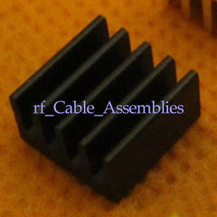 15pcs 9x9x5mm High Quality Aluminum Heat Sink Laptop Notebook Computer Router ad