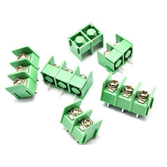 12pcs PCB Barrier Terminal Blocks KF8500 8.5mm Pitch 300V/10A Barrier Strips New