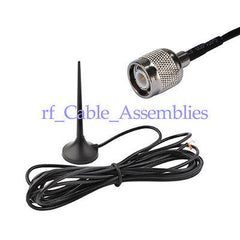 3.5dbi 3G/GSM/UMTS/HSUPA/HSDPA antenna TNC male 3M cable for Wireless& Devices