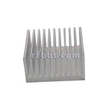 Aluminum Heat Sink For Computer Electronic High Quality
