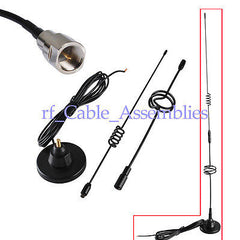 9DBi 3G/GSM/UMTS/HSUPA Magnetic Car antenna FME male for GSM/3G Devices/Wireless
