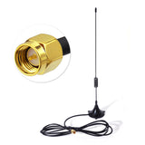 4G LTE Booster antenna magnetic SMA male with extension cable 1.5m for Huawei