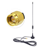 4G LTE 5dBi Booster 700-2600MHZ antenna strong magnetic base SMA male Connector
