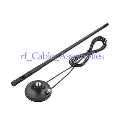 15dbi 3G antenna SMA male RG174 for 3G HuaWei Broadband Route E156/E176/E367
