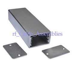 Aluminum Project Box Enclosure Case Electronic DAC DIY-25x40x110mm,matte anodize