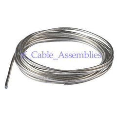 RF Semi-Flexible cable Coaxial Cable .141'' RG402 / 30 feet free shipping!! HOT