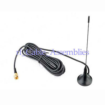Digital Freeview 5 Dbi Antenna Aerial For Dvb T Tv Hdtv