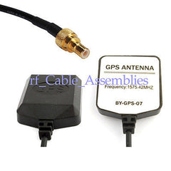 MINI GPS Antenna Aerial SMB for AUDI A2,A3,A4, A6,A8,BMW MK1,MK2,MK3, Mercedes