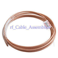 50M RF Coax Coaxial Connector Adapter RG316 Video A/V Cable Wire Lead,RG316