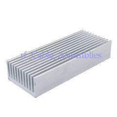 100x40x20mm High Quality Aluminum Heat Sink for Electronics Computer Electric eq