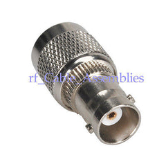 15,BNC female to TNC male RF Adapter Coax Connector pin