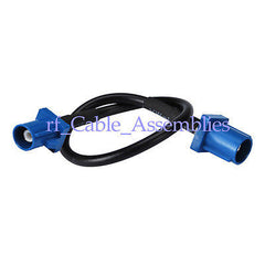 20x GPS Satellite Extension Cable FAKRA male to plug pigtail cable RG174  C