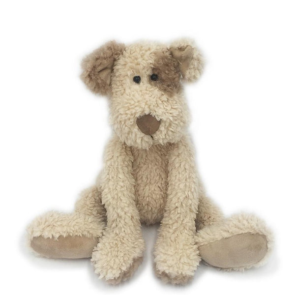 'BOGART' SHAGGY PUPPY PLUSH TOY