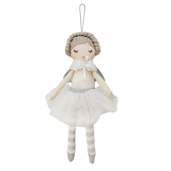 SNOW ANGEL DOLL ORNAMENT