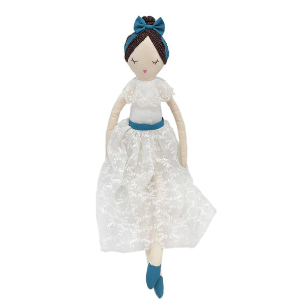 CLARA NUTCRACKER THEMED HEIRLOOM DOLL