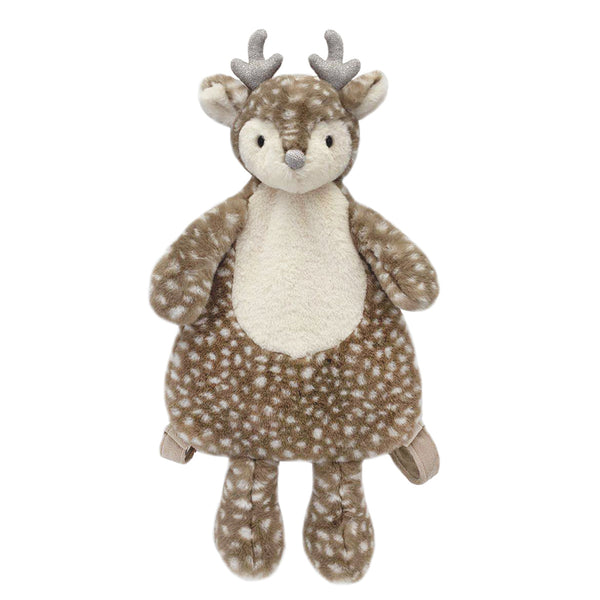 FIONA FAWN PLUSH BACKACK
