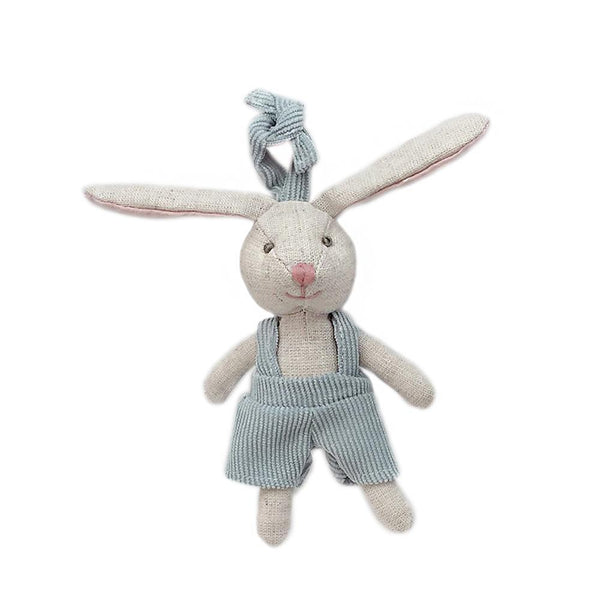 TINY BUNNY BOY DECOR ORNAMENT