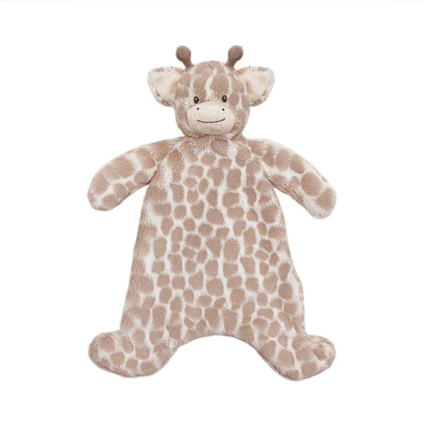 'GENTRY' GIRAFFE PLUSH BABY SECURITY BLANKET