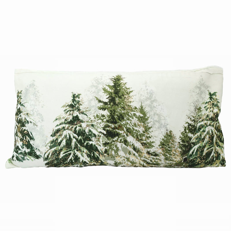 White Pines Pillow Cover